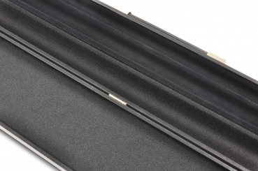 Attache Case for 2 Piece Cue & Extension with foam interior