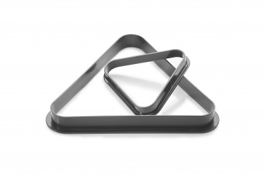 Solid Plastic 10 Ball Triangle 37.5mm