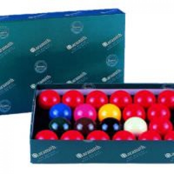 Aramith Snooker Balls (15 Reds) 51mm