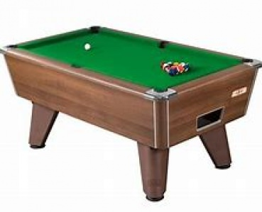 Driftwood Finish Freeplay Winner Uk 8 Ball Billardtisch 7ft (213cm)