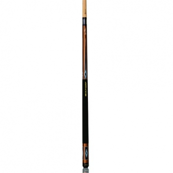 2 PIECE KRUGER BRONZE MAPLE AMERICAN POOL CUE